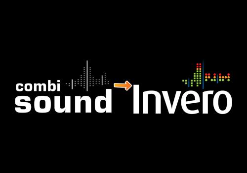 Combi Sound A/S bliver til Invero A/S